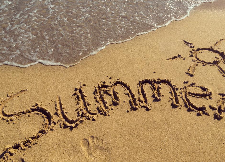 Aprovecha el verano al máximo