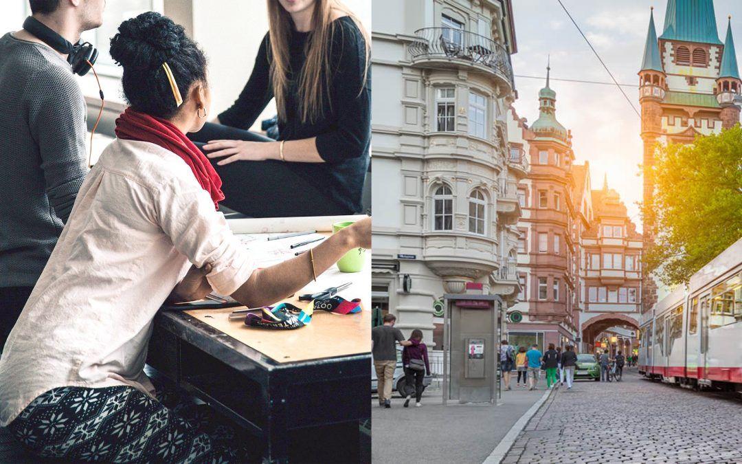 Estudiar y trabajar en Friburgo