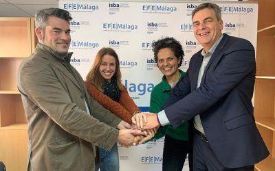 EFEMálaga y BrainsPro se unen para impulsar el proyecto ISBA Campus Málaga