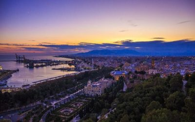 El poder atrayente de Málaga