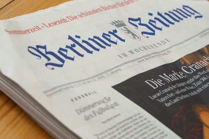 Periódico berlinés