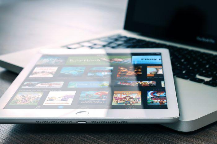 Tablet y ordenador